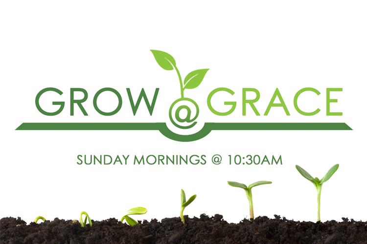 Grow @ Grace Widget