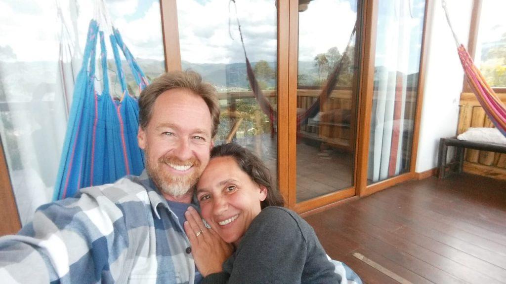 Matt and Kristy Messick
